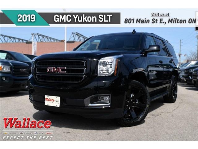 2019 GMC Yukon SLT (Stk: 248235) in Milton - Image 1 of 12