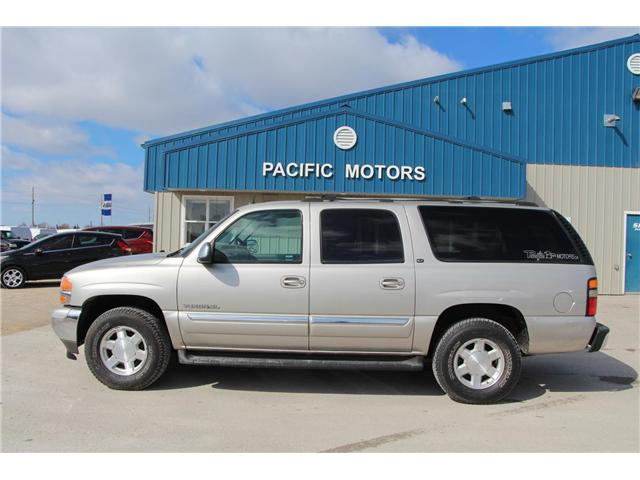 2005 GMC Yukon XL 1500  (Stk: P8998) in Headingley - Image 1 of 17