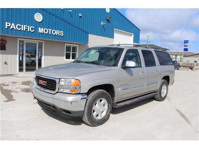 2005 GMC Yukon XL 1500  (Stk: P8998) in Headingley - Image 2 of 17