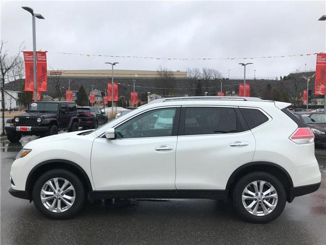 2015 Nissan Rogue SV (Stk: P802417) in Saint John - Image 2 of 39