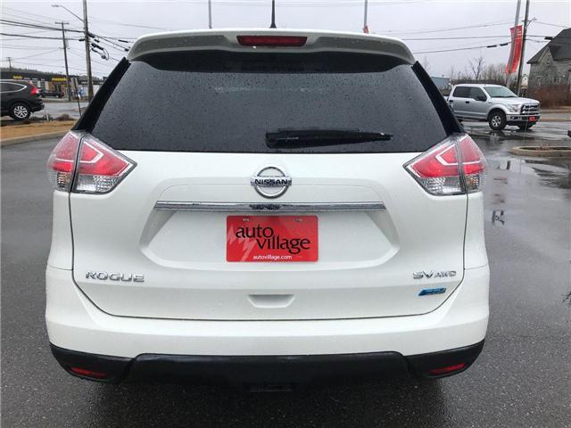 2015 Nissan Rogue SV (Stk: P802417) in Saint John - Image 4 of 39