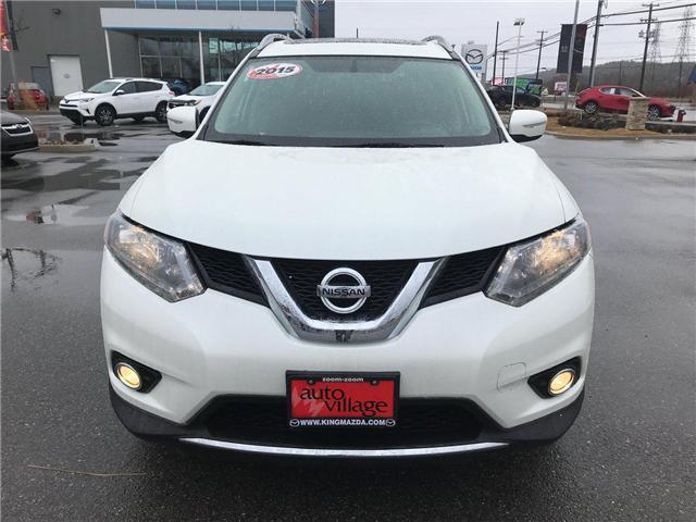 2015 Nissan Rogue SV (Stk: P802417) in Saint John - Image 9 of 39