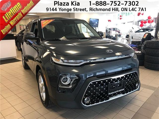 2020 Kia Soul  (Stk: 6809) in Richmond Hill - Image 1 of 6