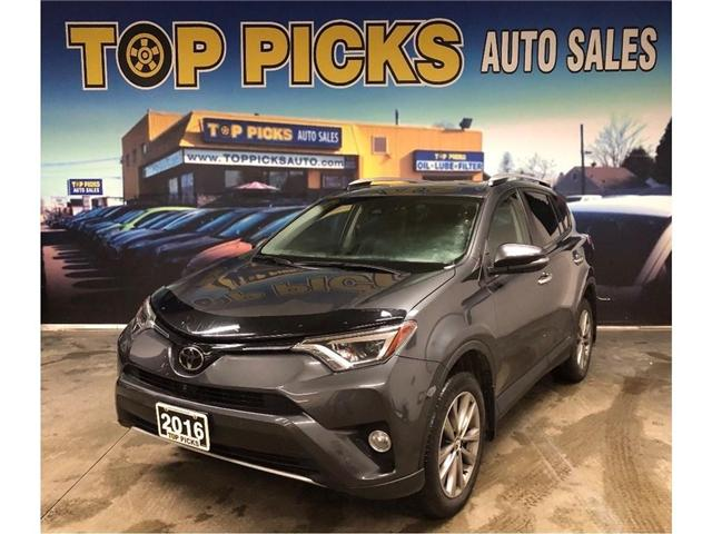 2016 Toyota RAV4 Limited (Stk: 431868) in NORTH BAY - Image 1 of 28