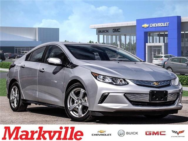 2018 Chevrolet Volt LT-LEATHER-GM CERTIFIED PRE-OWNED-1 OWNER (Stk: P6307) in Markham - Image 1 of 28