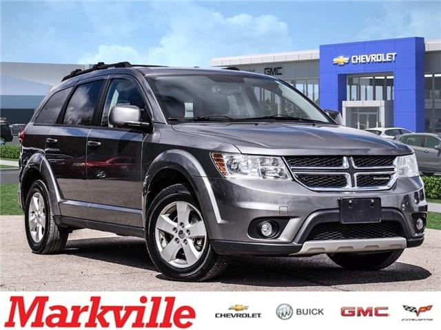 2012 Dodge Journey SXT (Stk: P6296A) in Markham - Image 1 of 26