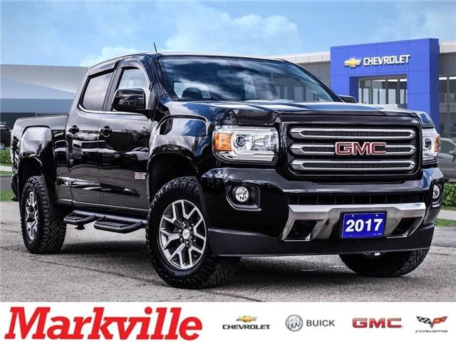 2017 GMC Canyon 4WD SLE (Stk: 282360A) in Markham - Image 1 of 29