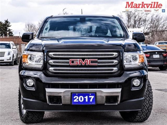 2017 GMC Canyon 4WD SLE (Stk: 282360A) in Markham - Image 2 of 29