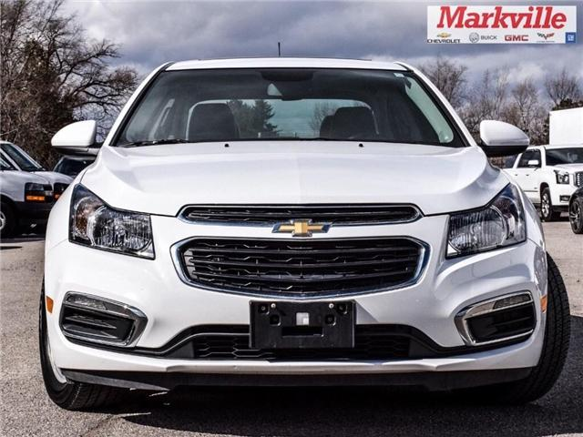 2015 Chevrolet Cruze 2LT-LEATHER-ROOF-GM CERTIFIED PRE-OWNED-1 OWNER (Stk: P6309) in Markham - Image 2 of 29