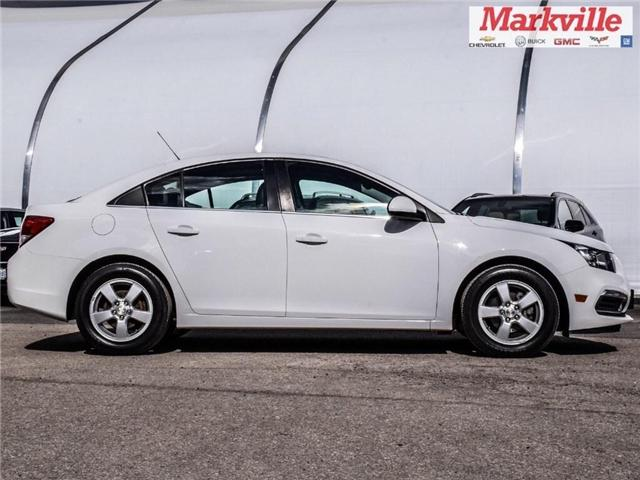 2015 Chevrolet Cruze 2LT-LEATHER-ROOF-GM CERTIFIED PRE-OWNED-1 OWNER (Stk: P6309) in Markham - Image 9 of 29