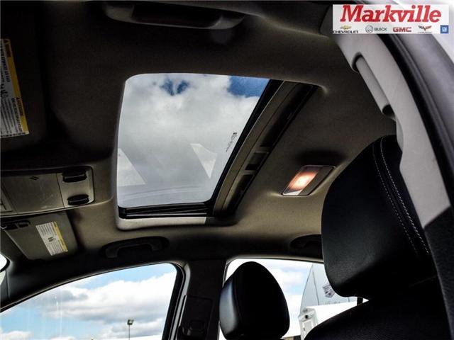 2015 Chevrolet Cruze 2LT-LEATHER-ROOF-GM CERTIFIED PRE-OWNED-1 OWNER (Stk: P6309) in Markham - Image 28 of 29