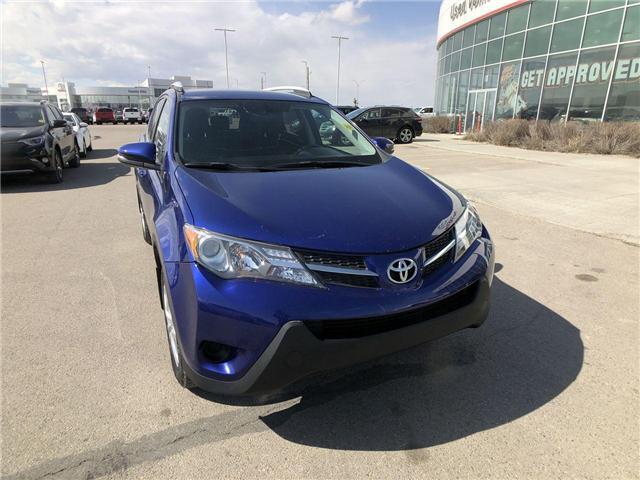 2015 Toyota RAV4  (Stk: 2900678A) in Calgary - Image 1 of 16