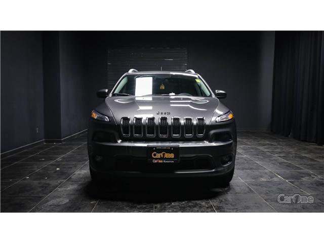 2017 Jeep Cherokee North (Stk: CJ19-122) in Kingston - Image 2 of 31