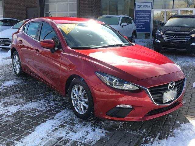 2015 Mazda Mazda3 GS (Stk: 28511) in East York - Image 2 of 30