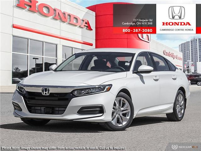 2019 Honda Accord LX 1.5T (Stk: 19619) in Cambridge - Image 1 of 24