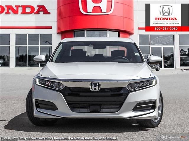 2019 Honda Accord LX 1.5T (Stk: 19619) in Cambridge - Image 2 of 24