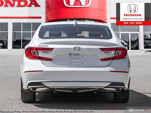 2019 Honda Accord LX 1.5T (Stk: 19619) in Cambridge - Image 5 of 24