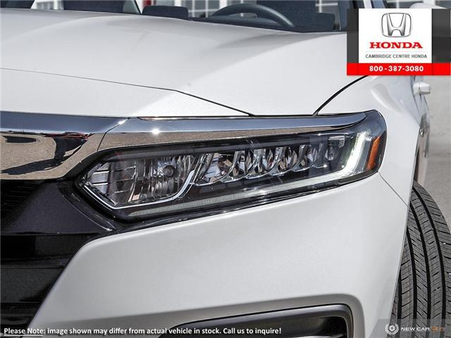 2019 Honda Accord LX 1.5T (Stk: 19619) in Cambridge - Image 10 of 24