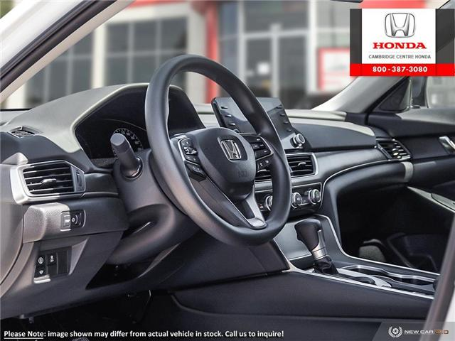 2019 Honda Accord LX 1.5T (Stk: 19619) in Cambridge - Image 12 of 24
