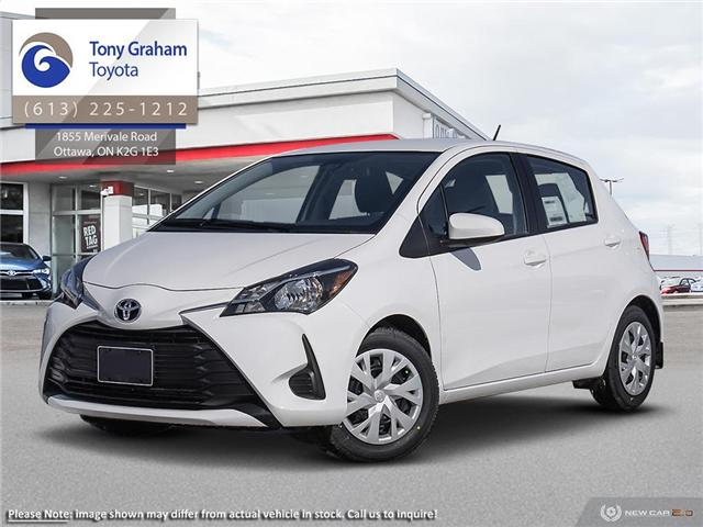 2019 Toyota Yaris LE (Stk: 58051) in Ottawa - Image 1 of 23