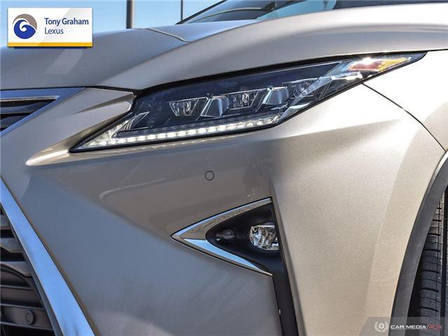 2017 Lexus RX 350 Base (Stk: P8393A) in Ottawa - Image 10 of 30