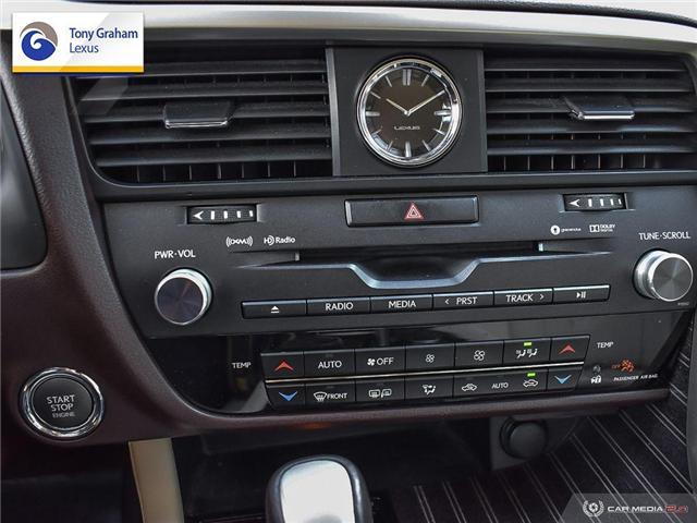 2017 Lexus RX 350 Base (Stk: P8393A) in Ottawa - Image 20 of 30