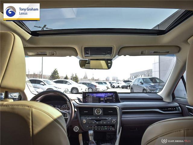 2017 Lexus RX 350 Base (Stk: P8393A) in Ottawa - Image 28 of 30