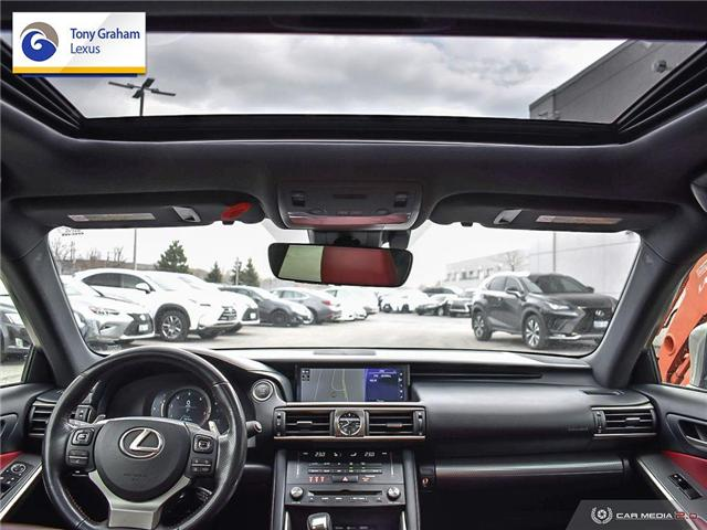 2017 Lexus IS 300 Base (Stk: Y3379) in Ottawa - Image 28 of 29