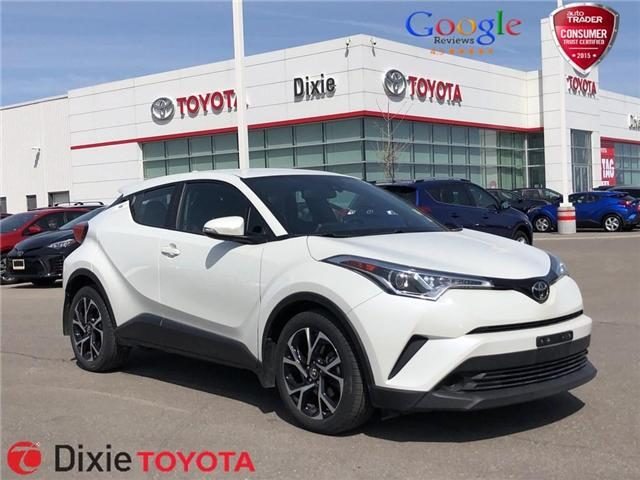 2018 Toyota C-HR XLE (Stk: D191192A) in Mississauga - Image 1 of 18