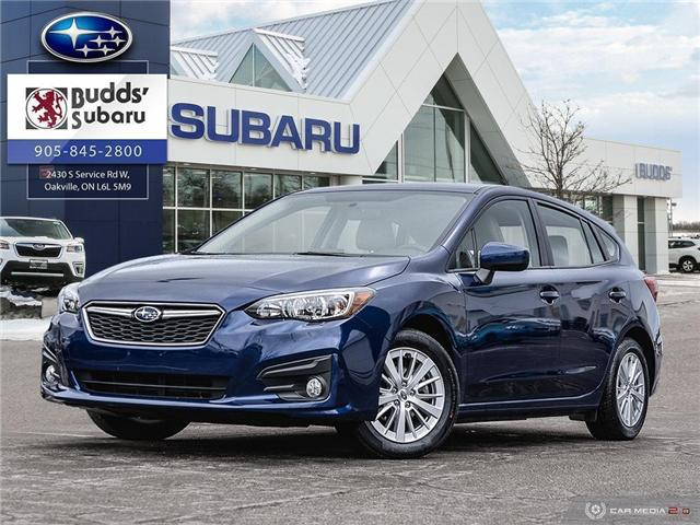 2018 Subaru Impreza Touring (Stk: I18100R) in Oakville - Image 1 of 28