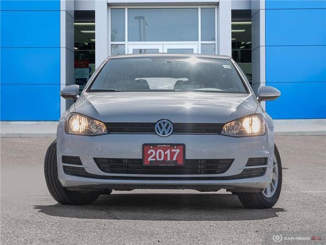 2017 Volkswagen Golf 1.8 TSI Trendline (Stk: 4313A) in Mississauga - Image 2 of 26