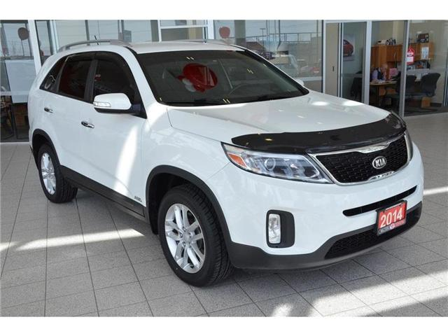 2014 Kia Sorento  (Stk: 459415) in Milton - Image 3 of 38