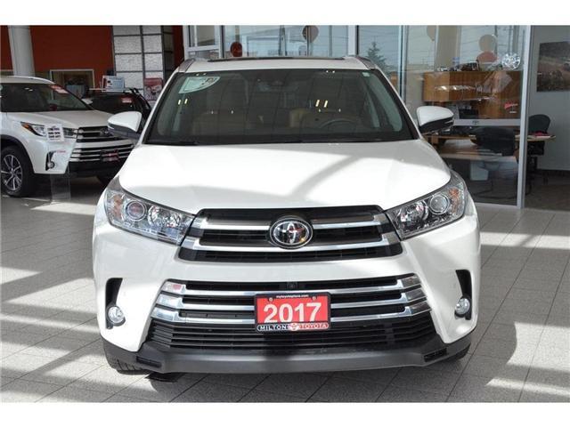 2017 Toyota Highlander  (Stk: 386910A) in Milton - Image 2 of 45