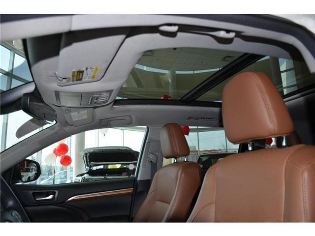 2017 Toyota Highlander  (Stk: 386910A) in Milton - Image 7 of 45