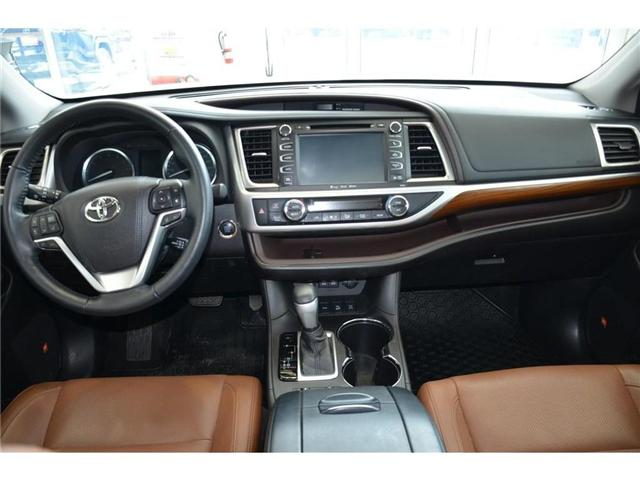 2017 Toyota Highlander  (Stk: 386910A) in Milton - Image 17 of 45