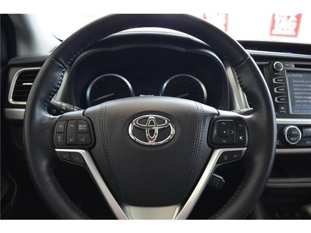 2017 Toyota Highlander  (Stk: 386910A) in Milton - Image 20 of 45