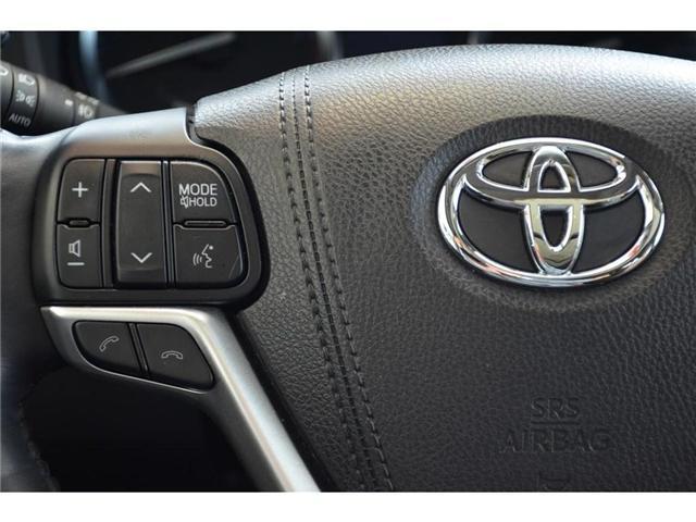 2017 Toyota Highlander  (Stk: 386910A) in Milton - Image 21 of 45