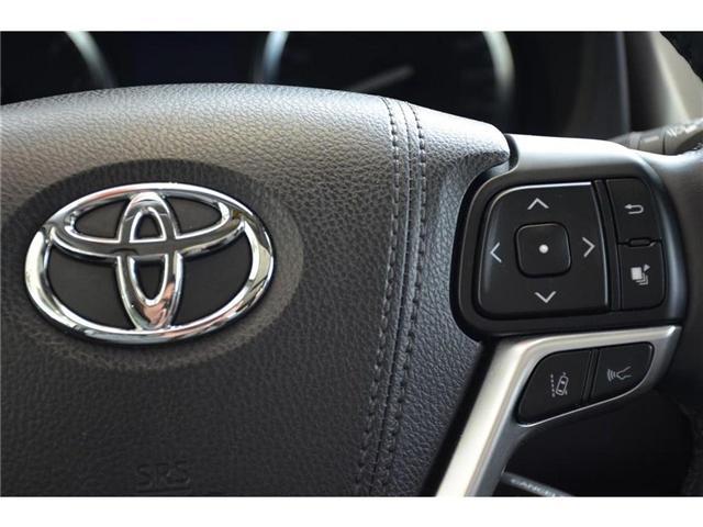 2017 Toyota Highlander  (Stk: 386910A) in Milton - Image 22 of 45