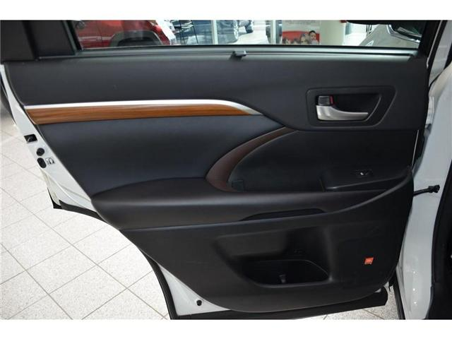 2017 Toyota Highlander  (Stk: 386910A) in Milton - Image 26 of 45