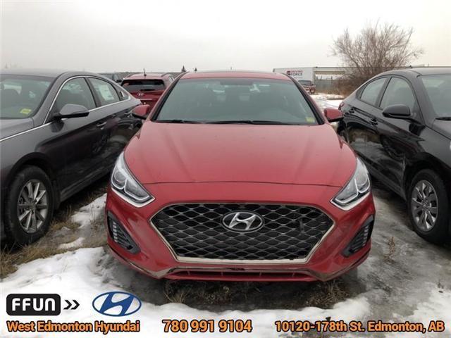 2018 Hyundai Sonata  (Stk: SN82636) in Edmonton - Image 2 of 6