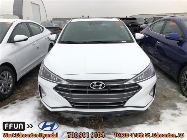 2019 Hyundai Elantra Limited (Stk: EL92833) in Edmonton - Image 2 of 6