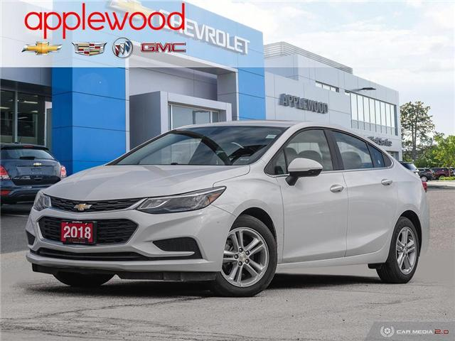 2018 Chevrolet Cruze LT Auto (Stk: 4045P) in Mississauga - Image 1 of 27