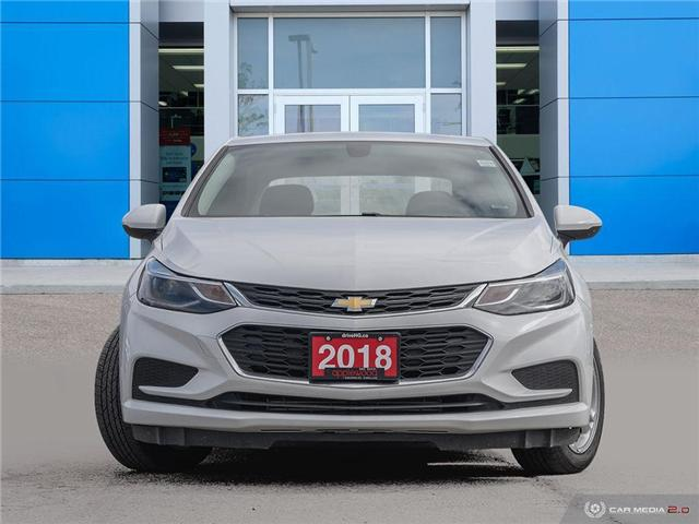 2018 Chevrolet Cruze LT Auto (Stk: 4045P) in Mississauga - Image 2 of 27