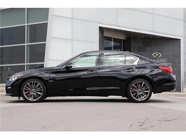 2017 Infiniti Q50  (Stk: P0760) in Ajax - Image 2 of 30