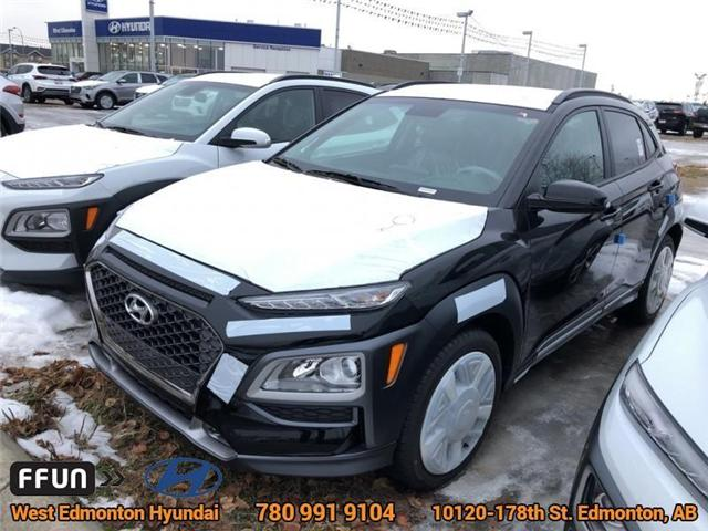 2019 Hyundai KONA 1.6T Trend (Stk: KN94392) in Edmonton - Image 1 of 4