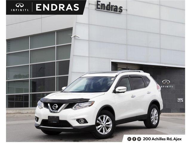 2016 Nissan Rogue SV (Stk: P0768) in Ajax - Image 1 of 30