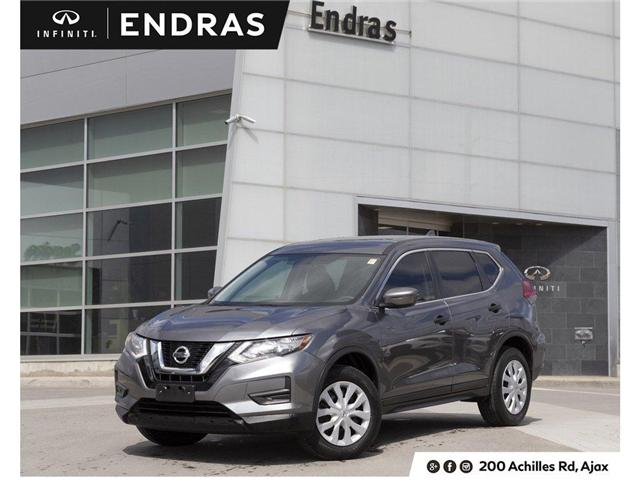 2017 Nissan Rogue S (Stk: P0775) in Ajax - Image 1 of 25