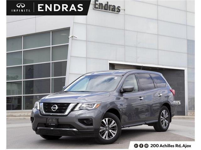 2018 Nissan Pathfinder S (Stk: P0777) in Ajax - Image 1 of 26