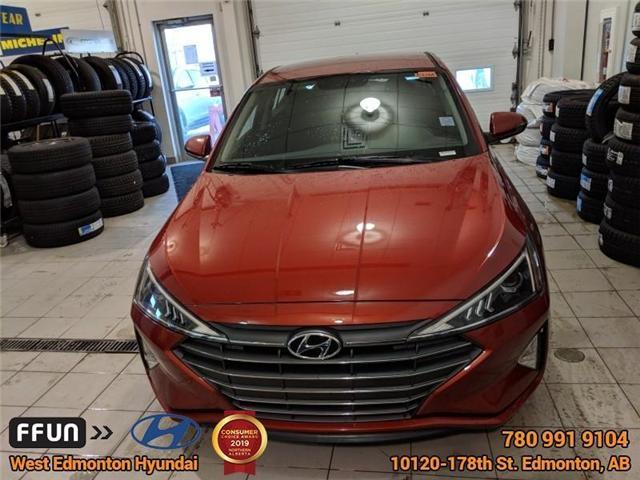 2019 Hyundai Elantra Limited (Stk: EL98368) in Edmonton - Image 2 of 14