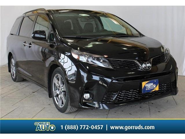 2018 Toyota Sienna  (Stk: 933201) in Milton - Image 1 of 47